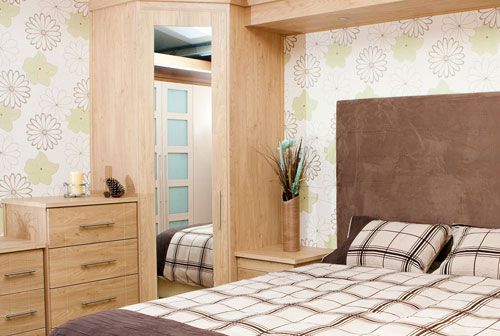 Fitted bedroom- The County Range