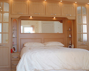 The County Fitted Bedroom