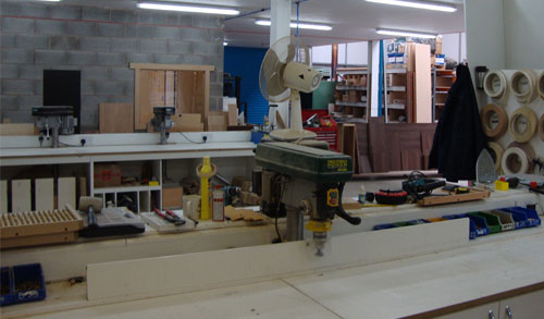 Inside Our Workshop